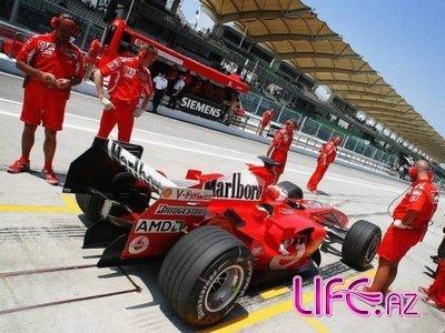 В Баку стартует Гран-при Европы Формулы 1