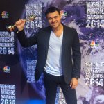 EMIN получил премию World Music Awards 2014 в Монте-Карло