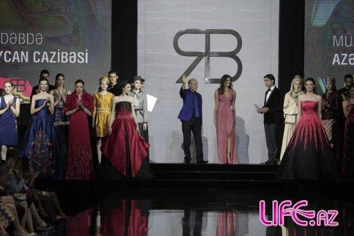 Модель Ирина Шейк приятно провела время в Баку