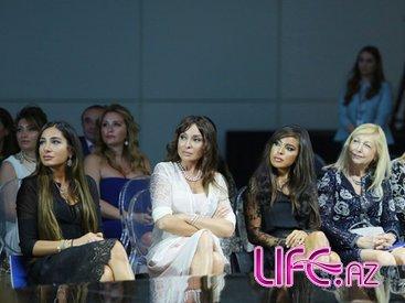Первая леди Азербайджана Мехрибан Алиева приняла участие в презентации прое ...