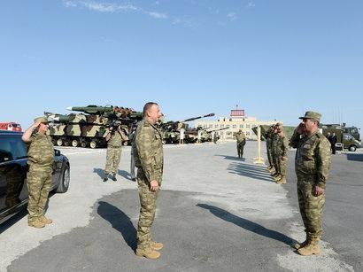 Президент Ильхам Алиев: Армения утратила реальную независимость