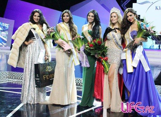 В Баку определилась победительница международного конкурса красоты
