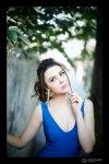 Оксана Расулова в фотосессии индийского фотографа