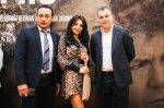 Азербайджанские и турецкие знаменитости на бакинской премьере фильма «Terkedilmiş»