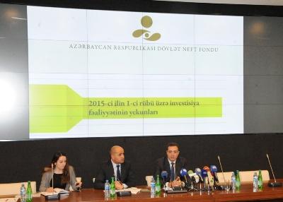 Госнефтефонд Азербайджана от курсовой разницы заработал свыше $7 млрд.