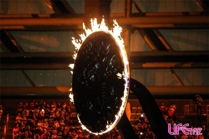 Официальная церемония открытия первых Европейских игр в Баку [Полное видео]