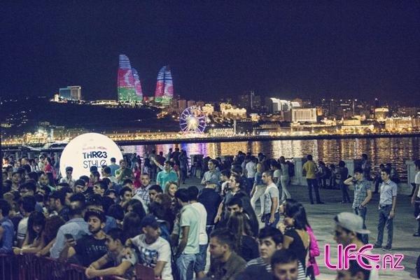Red Bull Thre3Style возвращается в Баку