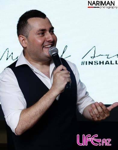Мурад Ариф презентовал клип «Inşallah»