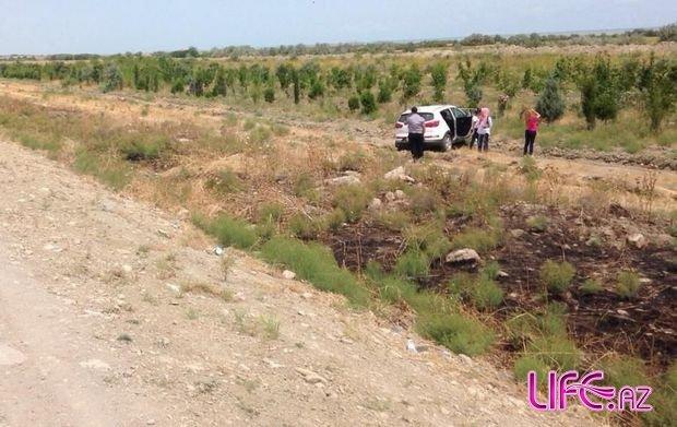 Нигяр Джамал попала в аварию [Фото][Видео]