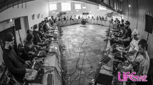 Азербайджанские диджеи приняли участие в установлении мирового рекорда