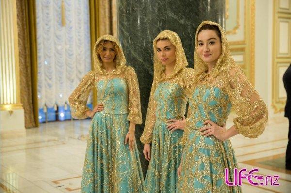 Грандиозный концерт Сибель Джан в Баку