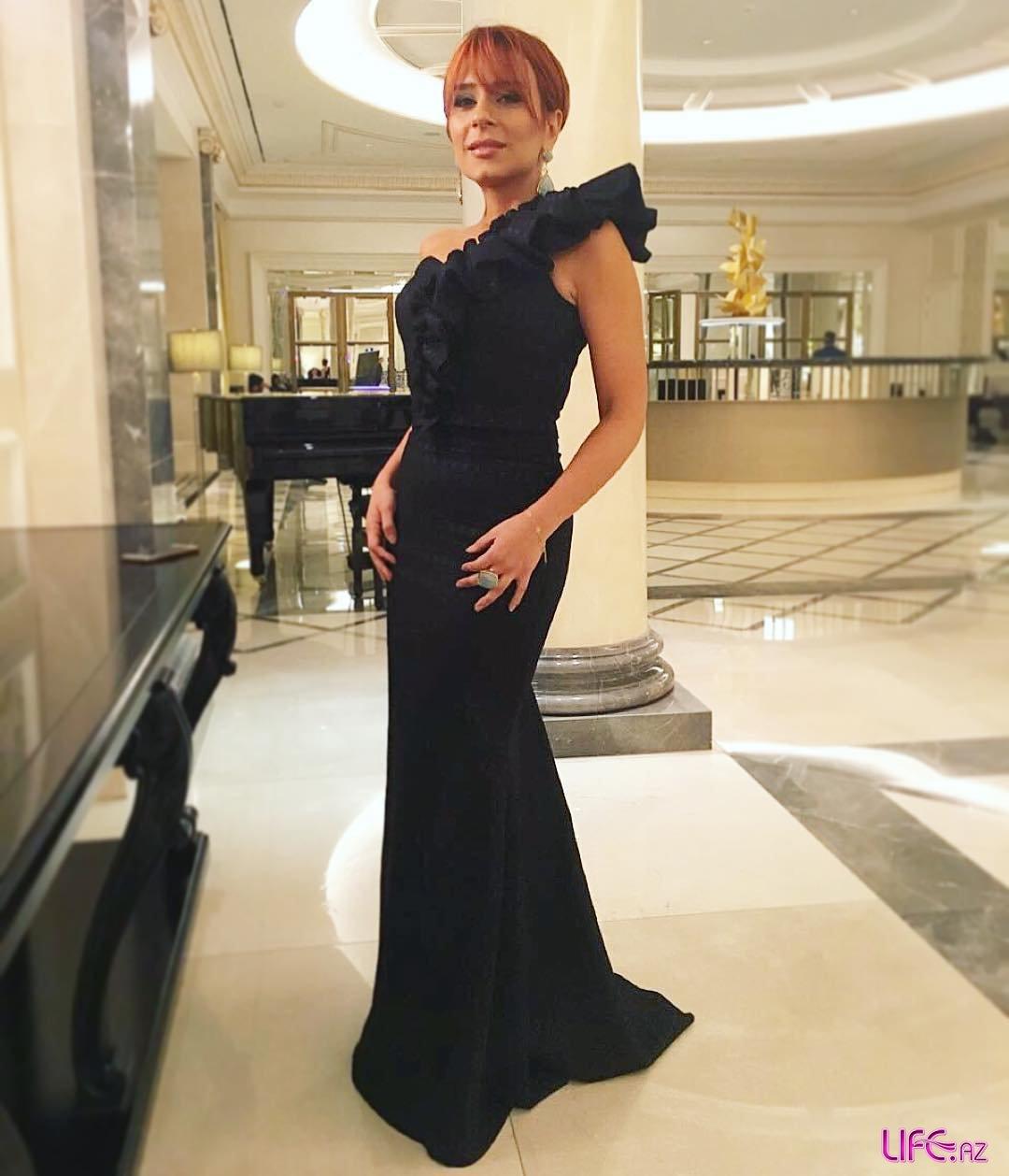 Тюнзалей Агаевой снят клип на песню, автором слов которой является Лейла Алиева