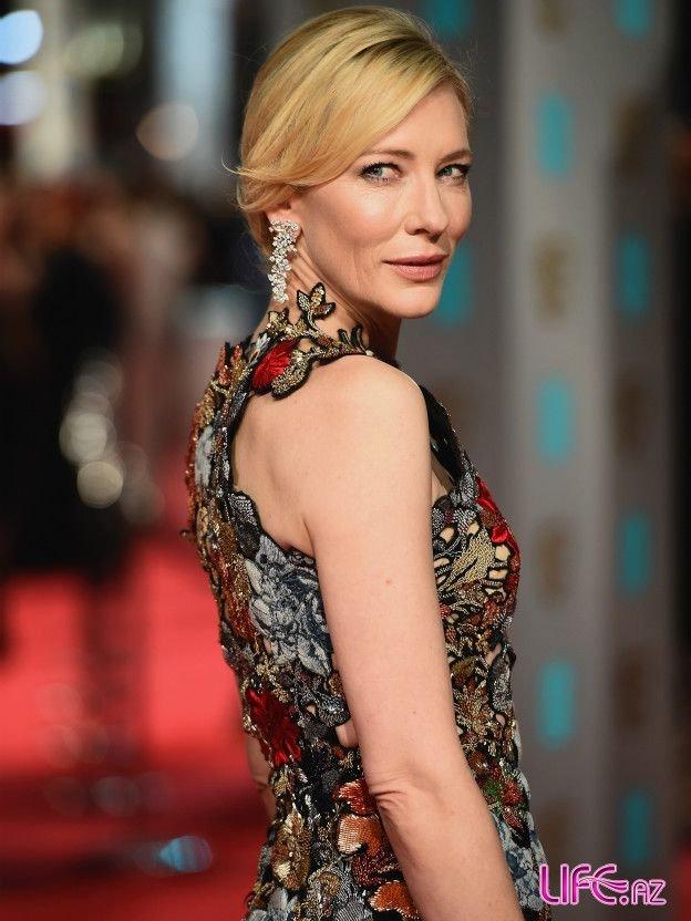 Награды и наряды на церемонии BAFTA в Лондоне