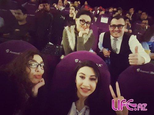 В Баку состоялся пресс-показ фильма Дедпул