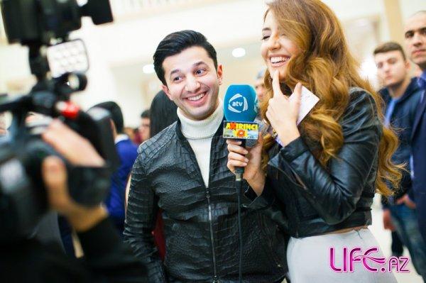 Гала-вечер новой комедии команды «Bozbash Pictures» «Axırıncı Yol»