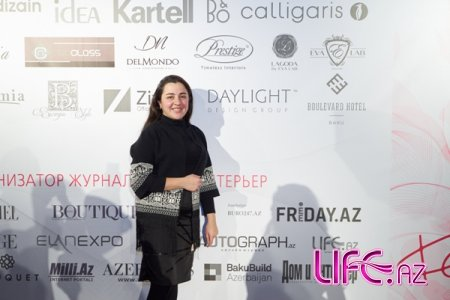 Всемирно известный дизайнер Карим Рашид посетил Баку