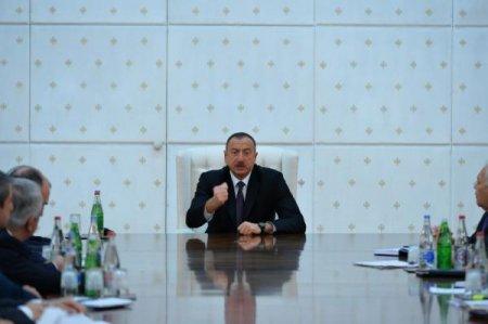 Президент Ильхам Алиев: Армянская провокация получила достойный ответ от ар ...