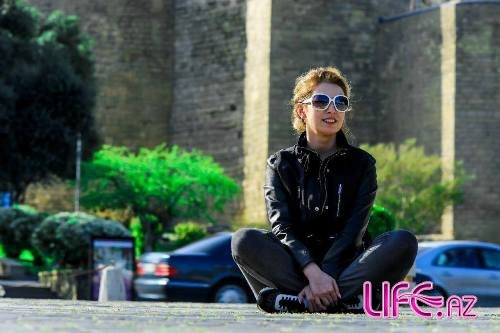 Роза Зяргярли работает над проектом «Джан Азербайджан»