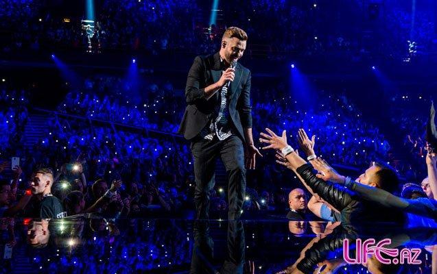 Грандиозное выступление Джастина Тимберлейка в финале «Евровидения 2016»