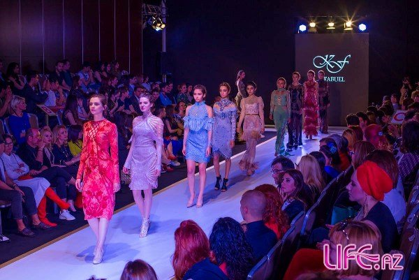 ���������� �������� Azerbaijan Fashion Week