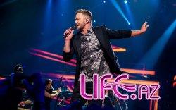 Джастин Тимберлейк приехал в Стокгольм на «Евровидение»