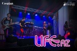 В Баку состоялся концерт российской певцы Линды