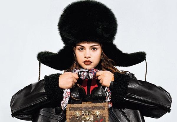 Селена Гомес – новое лицо популярного бренда