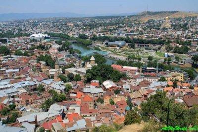 Тбилиси – город в который не возможно не влюбиться