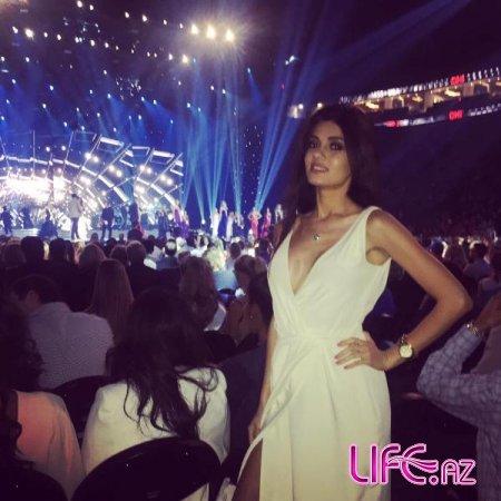 «Мисс Азербайджан 2014» Джавидан Гурбанова отдыхает в Сан-Франциско