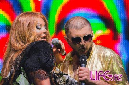 Айгюн Кязимова и Рагим Рагимли выступили с летним шоу на берегу Каспия