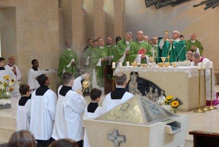 Папа Римский отслужил мессу в Баку