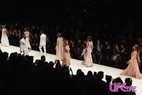 На MercedesBenz Fashion Week в Стамбуле представили коллекцию бренда азербайджанского дизайнера