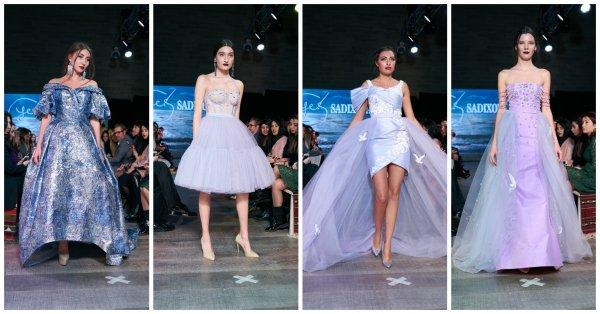Модные показы Azerbaijan Fashion Week