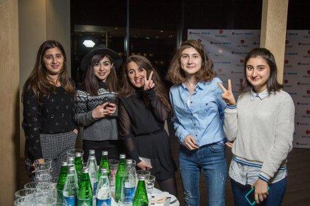 В Баку продемонстрирован фильм на корейском языке