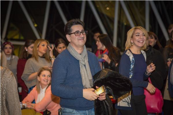 Новогодний закрытый показ фильма «Елки-5» в Баку