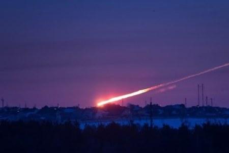 Rusiyanın ərazisi üzərində meteorit partlayıb