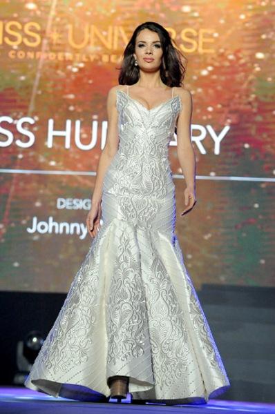 Титул «Мисс Вселенная» завоевала представительница Франции