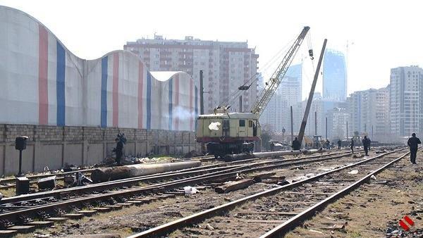 В центре Баку прокладывается новая автодорога [Схема]