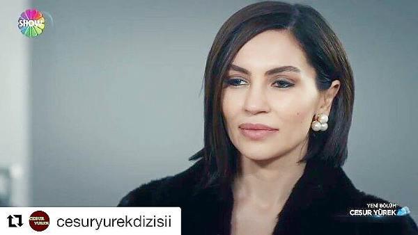Модель Гюнай Мусаева снимается в турецком сериале