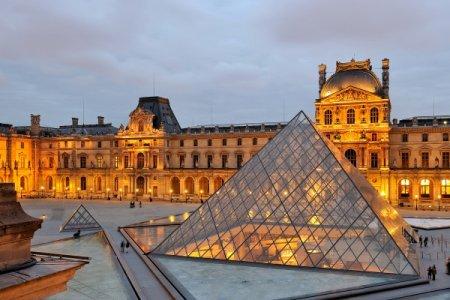 В парижском Лувре состоялось открытие выставки «Искусство Ислама»