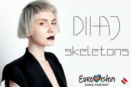 """Diana Hacıyeva """"Eurovision""""un finalında çıxış edəcək"""