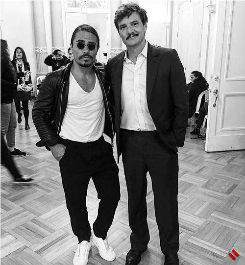 Нусрет Гёкче появится в новом сезоне сериала о наркобароне Пабло Эскобаре
