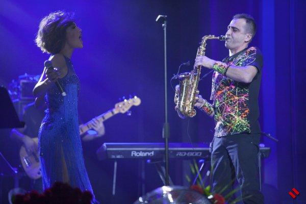 Ройа выступила концертом в Москве и снова собрала аншлаг