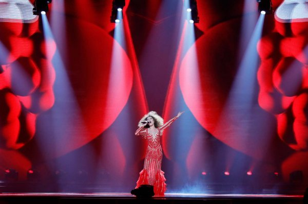 Представительница Азербайджана выступит в финале