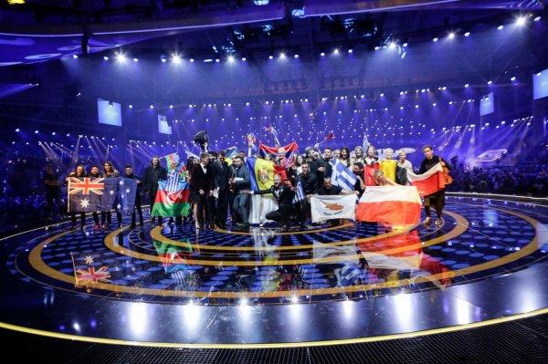 Представительница Азербайджана выступит в первой части финала