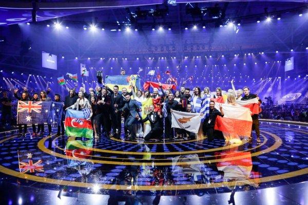 """Представительница Азербайджана выступит в первой части финала """"Евровидения-2017»"""