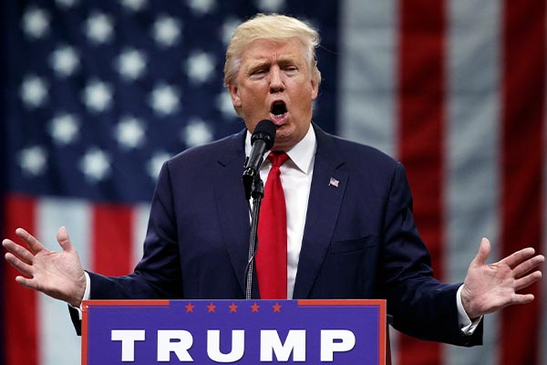 Трамп будет переизбираться на пост президента в 2020 году