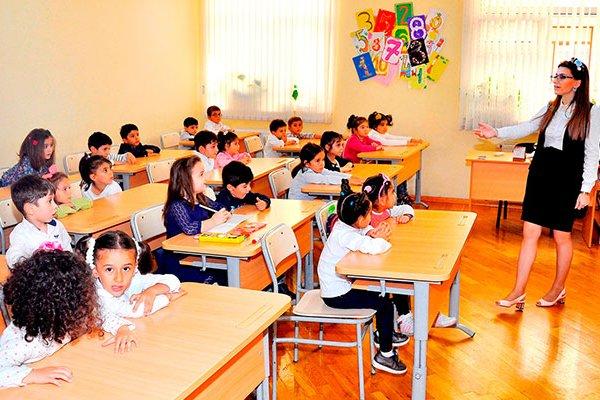 В Азербайджане 75% детей в возрасте пяти лет привлечены к дошкольной подготовке