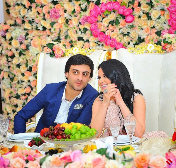 Стала известна дата свадьбы Натаван Хабиби