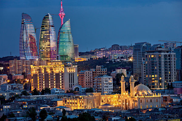 Генплан Баку подготовит немецкая компания